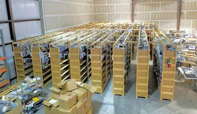 Over 23,000 books from a college textbook buyback company