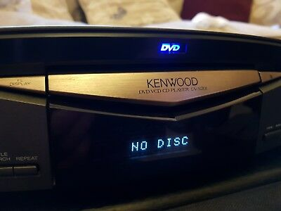 Ultra rare - Kenwood Series 21- DVD player. Amazing condition. A Very rare find!