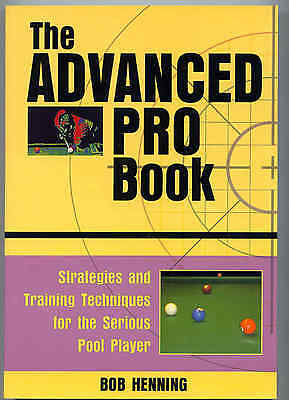 ADVANCED PRO BOOK - Strategies & Training Techniques for the Serious Pool Player