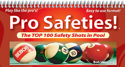 PRO SAFETIES: The TOP 100 Safety Shots in Pool - Master the Defensive Game!