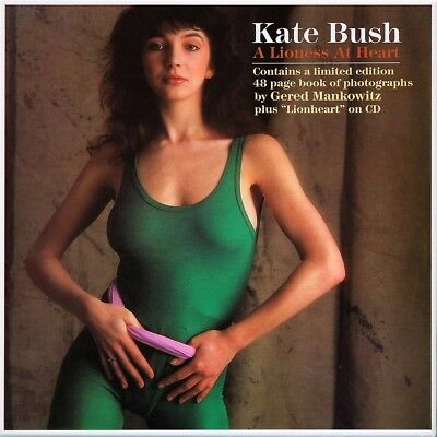 Kate Bush:  A Lioness at Heart Limited Ed. Box Set N/M Very Rare Only 1000 made!