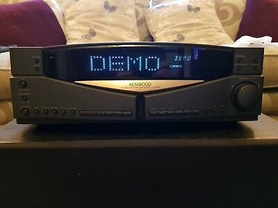 Kenwood Series 21 - Graphic Equaliser GE-q300 Rare - Good Condition