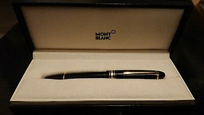 ** Mont Blanc Meisterstuck Fountain Pen with *rare* double cartridge system **