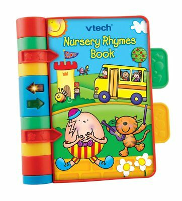 Vtech Musical Nursery Rhymes Baby Book Singing Electronic Singalong Brand NEW