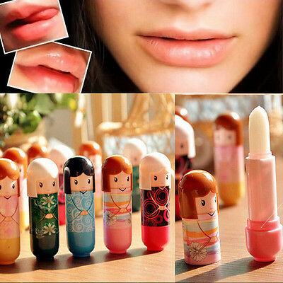 2x Natural Baby Smooth Moisturizing Lip Balm 6 Flavor Anticracking Lips Cream FO