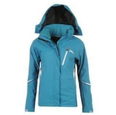 Women's Ski Jacket 14 Blue from No Fear