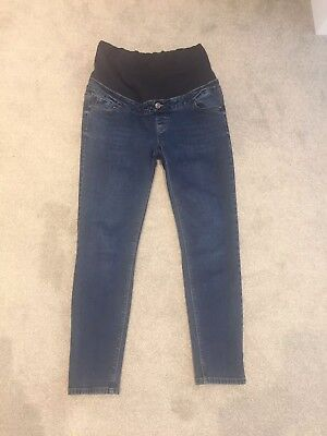 Over The Bump Skinny Jeans - Size 12