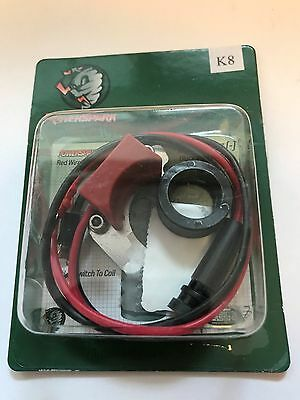 Powerspark Electronic Ignition Kit for Ducellier 4Cyl Distributor Mini Metro Lan
