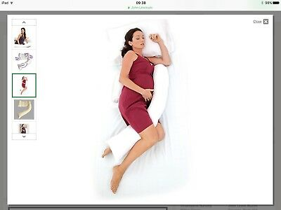 DreamGenii - Pregnancy / Maternity and Feeding Support - Pillow Cushion & Covers