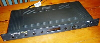 """EMU Proteus /2 Orchestral Sound Module MIDI Synth Synthesizer 19"""" Rack X Files"""