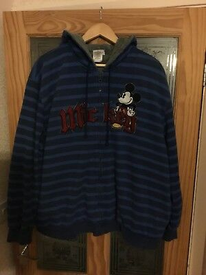 Disney World Mickey Mouse Jacket, Size XL, Disney Parks,