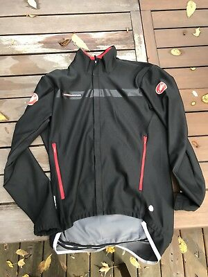 Castellini Gabba 2 Jacket - Worn ONCE!!! XXL Black