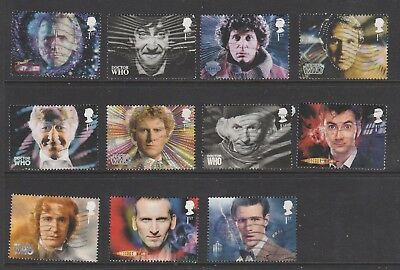 2013 Dr Who used