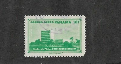 A Postage Stamp From Panama