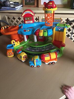 TOOt TOOt Drivers Garage And Cars