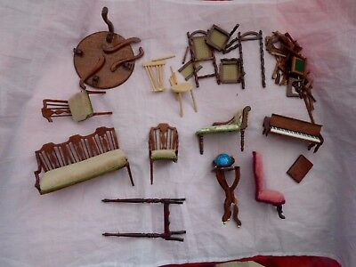 Dolls' House Items - Brian Masters Furniture/parts For Restoration