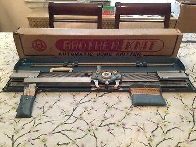Vintage Brother Automatic Home Knitter Macine