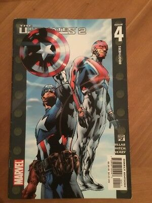 The Ultimates 2 Issue 4 2005