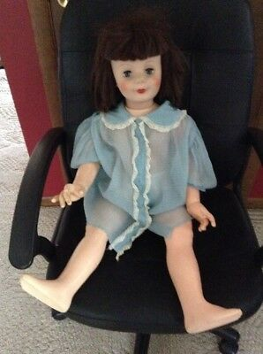 "Vintage Patti Playpal Doll 35-1 Collectible 33"" Tall"