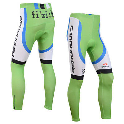 Size 2XL Bike Outdoor Sports Wear Cycling Pants With Padded Leggings Breathable