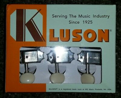 Kluson Guitar tuners NEW in Box