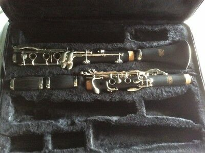 Lyrique 575A A Clarinet  by Ridenour