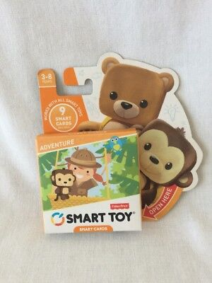 Fisher-Price Smart Toy Smart Cards - Adventure