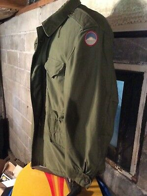 Korean War US Army M1951 Patched Field Jacket