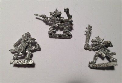 ADD51 kobold Citadel games workshop AD&D ADD  Kobolds GW X3