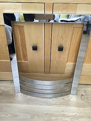 All In One Replacement Chrome Fire Trim And Fret New Free Uk Postage
