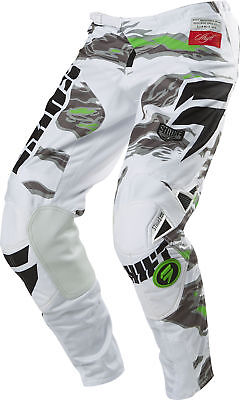 Shift MX 2016 Mens Strike Pants - Black Camo Race Motocross Offroad Enduro Trail