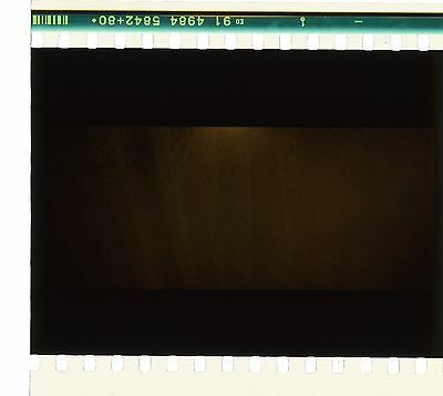 Interstellar 70mm IMAX Film Cell - Message in the Dust (991)