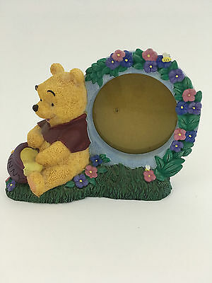 Collectible Disney Winnie The Pooh Ornamental Picture Frame/Holder