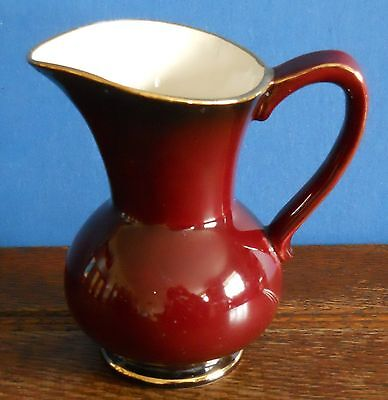 Vintage Art Deco German Art pottery Vase / pitcher – 524 – 14