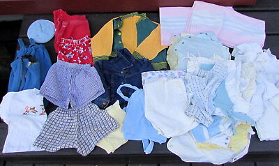 FORTY TWO ASSORTED BOYS CLOTHES FROM 1950's - ALL SAME PERSON