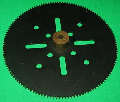 "Meccano  Parts Gear 3-1/3"" 133 Teeth"