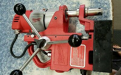 Milwaukee electromagnetic drill press 4270-20