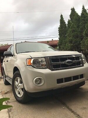 2010 Ford Escape XLT Ford Escape XLT repair title FWD 96095 mile 2.5 engine fully loaded leather
