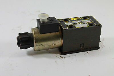 Parker Hydraulic Directional Control Solenoid Valve D1Vw020Bnjdlmj5 82