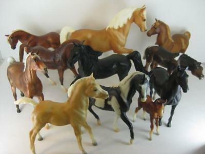 Lot Of Breyer Horses Traditional & Classic