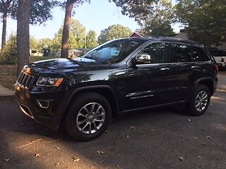 2016 Jeep Grand Cherokee Limited 2016 Jeep Grand Cherokee Limited
