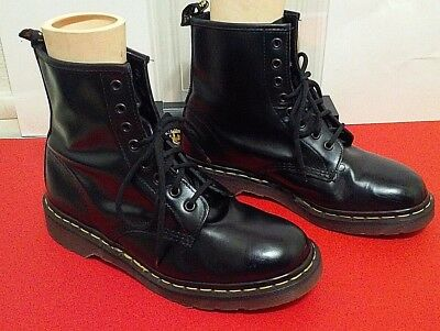 Dr Martens 1460 8 Eye Vintage 90s Made In England Boots 8 UK / 9-9½ US