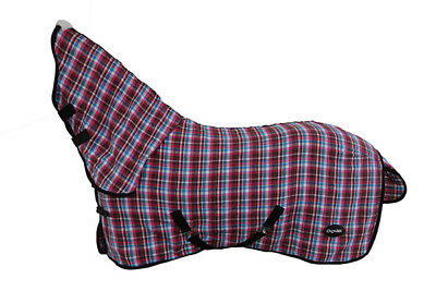 CHONMA   5'9'' New Style Polycotton Monolayer Horse Rug Combo--A08a