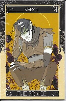 The Dark Artifices, Cassandra Clare (Shadowhunters), Book 2 Character Postcards