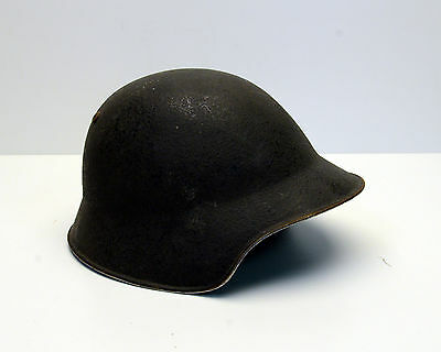 Vintage Swiss Military Helmet Swiss model 31  c1931