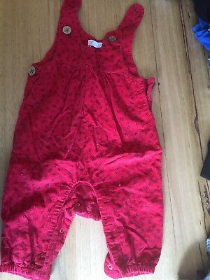 pure baby Baby Girl dungarees Size 00