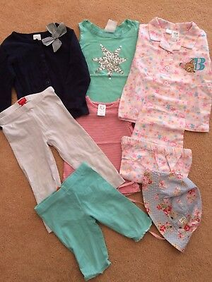 Baby Girl Bundle Size 1