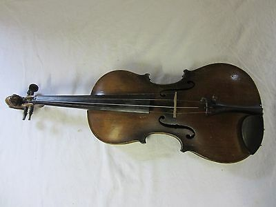 an older 4/4 Violin Stainer with Lion's head Nr 2281