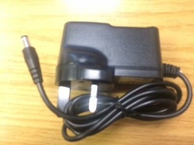 9V 1A 1.0A 1000mA Mains AC-DC Switching Adaptor Power Supply Charger 5.5mmx2.5mm