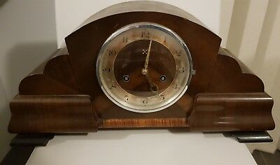 Vintage Australian made  Mantle Clock